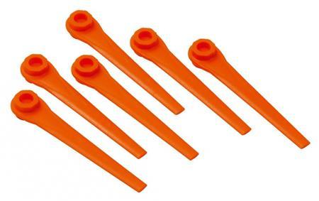 Gardena 5368-20 - náhradní nožíky pro accu-trimmer (9823, 9825, 8840, 8841,2417) (20 ks); 5368-20