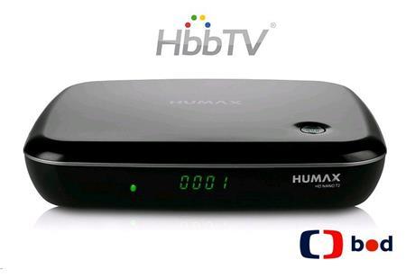 Humax HD Nano T2, DVB-T2; HUMNANO