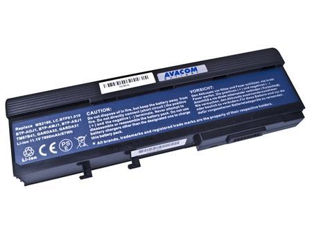 AVACOM NOAC-TM33h-806 - neoriginální; NOAC-TM33h-806 - AVACOM Li-ion 7800mAh NOAC-TM33h-806 - neoriginální