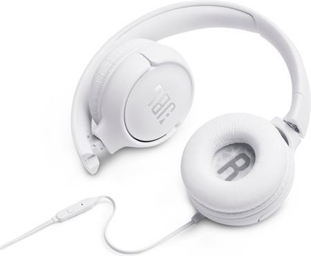 JBL Tune 500 White; JBL T500WHT