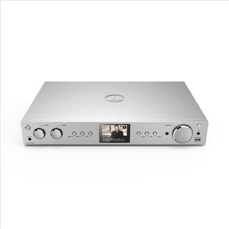 Hama internetové rádio DIT2100MSBT, hybrid Hi-Fi Tuner, FM/DAB/DAB+/A/MR/BT, stříbrné; 54890