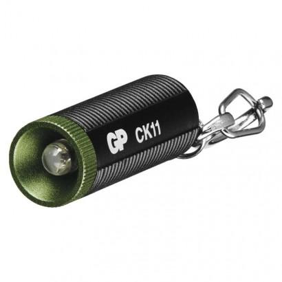 LED svítilna GP CK11 + 4x baterie GP LR41; 1451701100