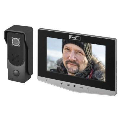 Domácí videotelefon EMOS, sada, H2030; 3010002030
