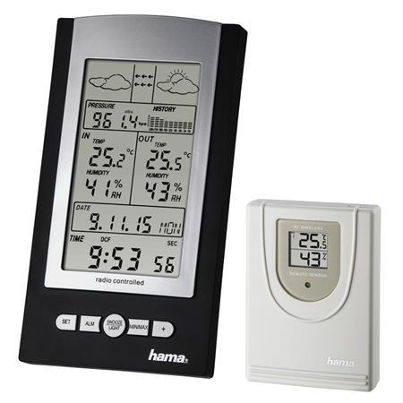 Hama meteostanice EWS-800; 76045