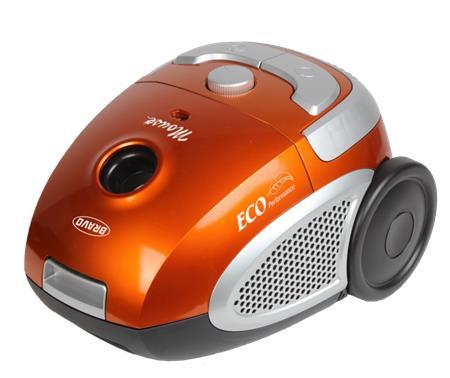 BRAVO Vysavač Mouse B-4521 oranžový NOVINKA , 900 W; 10151014