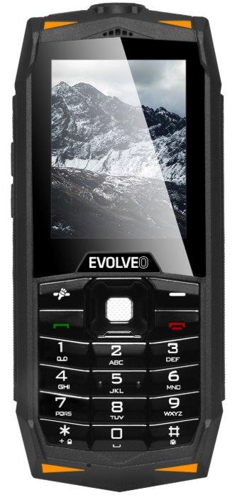 Evolveo StrongPhone Z3; SGP-Z3-B