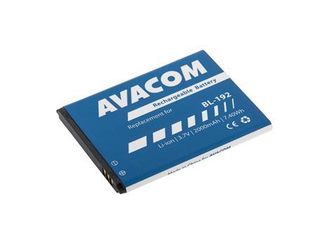 AVACOM Baterie pro mobilní telefon Lenovo A328 Li-Ion 3,7V 2000mAh (náhrada za BL192); GSLE-BL192-2000