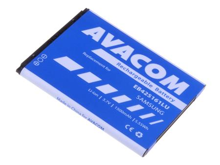 AVACOM Baterie pro mobilní telefon Samsung I8160 Galaxy Ace 2 Li-Ion 3,7V 1500mAh (náhrada za EB425161LU); GSSA-I8160-S1500A