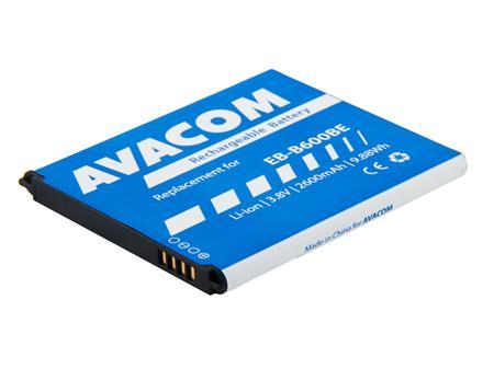 AVACOM Baterie pro mobilní telefon Samsung Galaxy S4 Li-Ion 3,8V 2600mAh, (náhrada za EB-B600BE); GSSA-i9500-2600A