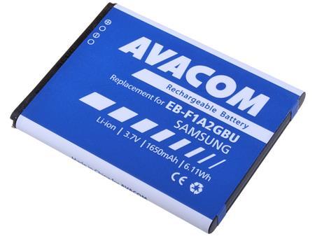 AVACOM Baterie pro mobilní telefon Samsung i9100 Li-Ion 3,7V 1650mAh (náhrada za EB-F1A2GBU); GSSA-I9100-S1650A