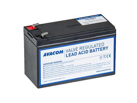 AVACOM náhrada za RBC2 - baterie pro UPS; AVA-RBC2