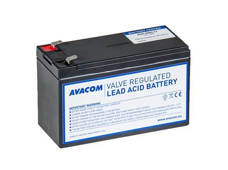 AVACOM náhrada za RBC17 - baterie pro UPS; AVA-RBC17