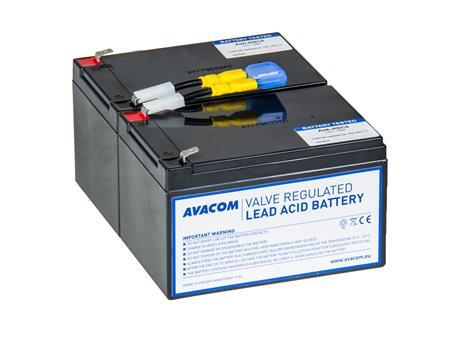 AVACOM náhrada za RBC6 - baterie pro UPS; AVA-RBC6