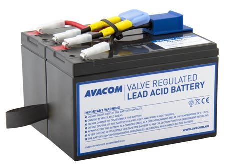 AVACOM náhrada za RBC48 - baterie pro UPS; AVA-RBC48