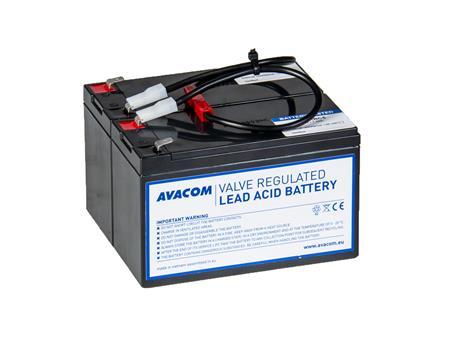 AVACOM náhrada za RBC5 - baterie pro UPS; AVA-RBC5