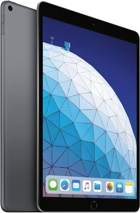Apple iPad Air Wi-Fi 64GB - Space Grey (2019); muuj2fd/a