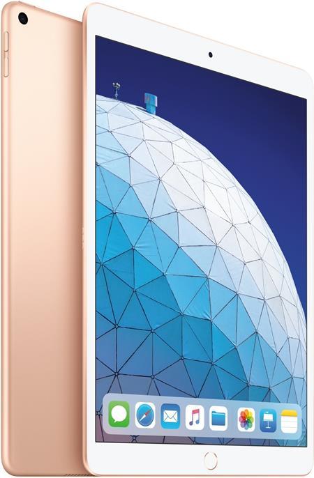 Apple iPad Air Wi-Fi 64GB - Gold (2019); muul2fd/a