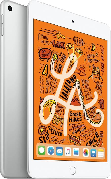 Apple iPad mini Wi-Fi 64GB - Silver; muqx2fd/a
