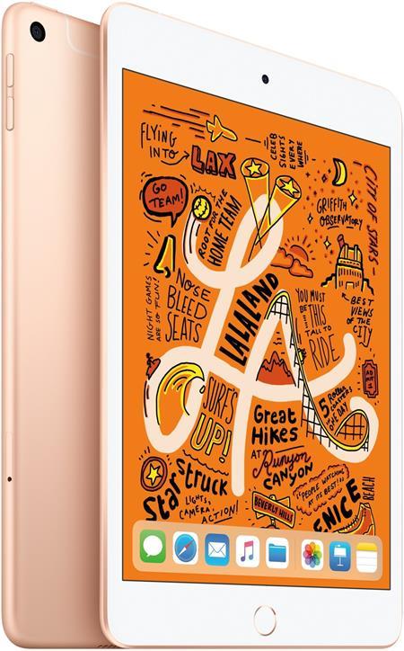 Apple iPad mini Wi-Fi 64GB - Gold; muqy2fd/a