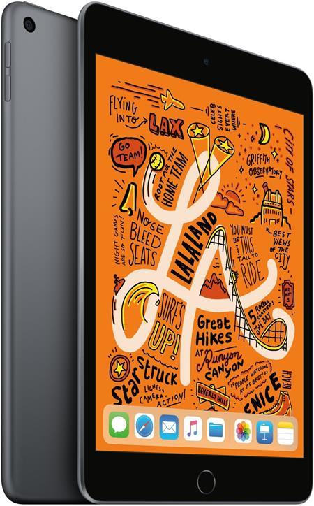 Apple iPad mini Wi-Fi + Cellular 64GB - Space Grey; mux52fd/a
