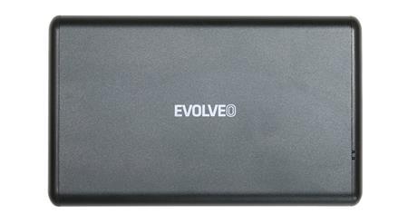 """EVOLVEO 2.5"""" Tiny 1, externí rámeček na HDD, USB 3.0; TINY1 - Externí box Evolveo HDE Tiny1"""