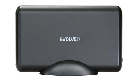"""Evolveo 3.5"""" Tiny 4, externí rámeček na HDD, USB A 3.0 ; TINY4 - Externí box Evolveo HDE Tiny4"""