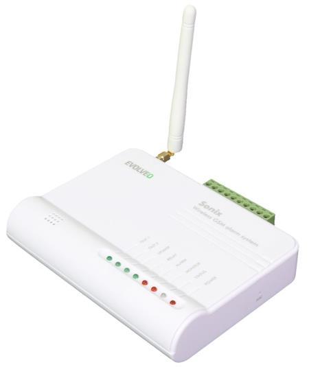 EVOLVEO Sonix, bezdrátový GSM alarm; ALM301