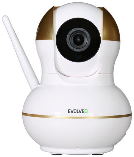 EVOLVEO Securix, bezdrátový zabezpečovací systém s internetovou kamerou; ALM500-IP-CAM