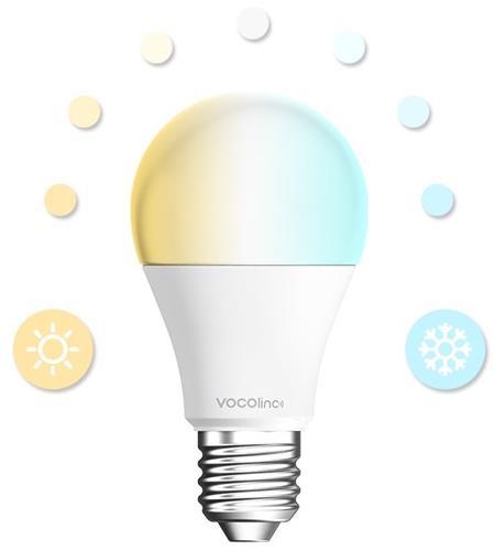 Vocolinc Smart žárovka L2 DayLight, 650lm, E27; 6970138660886