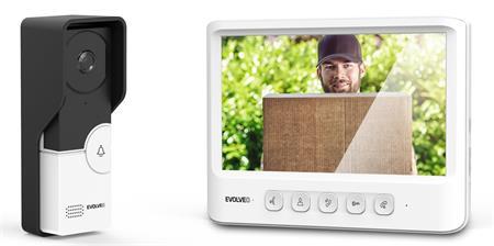 Evolveo DoorPhone IK06; DPIK06-W