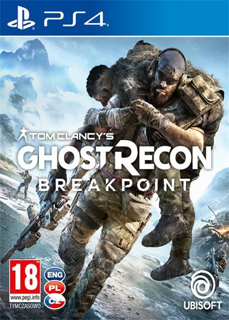Tom Clancys Ghost Recon: Breakpoint (PS4); 9105797