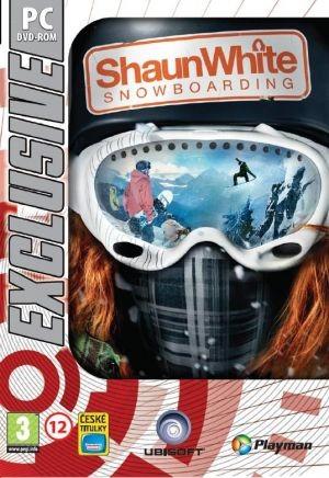 Shaun White Snowboarding (PC); 9104213