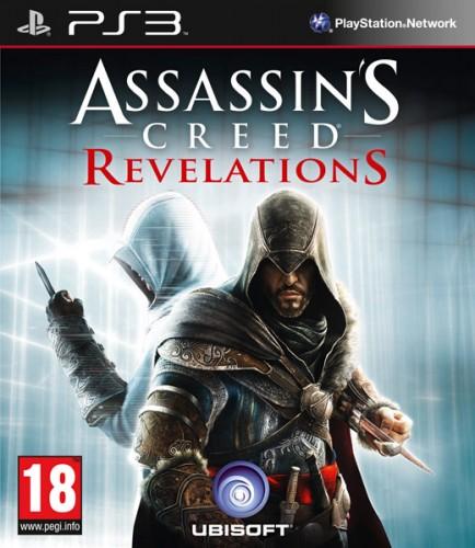 Assassins Creed: Revelations (PS3); 55724