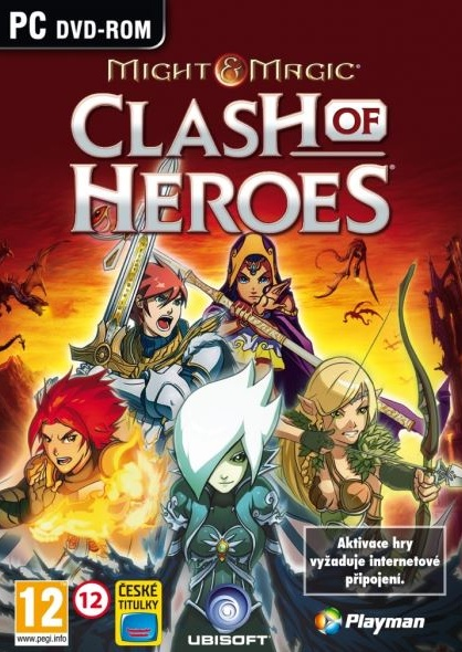 Might and Magic: Clash of Heroes (PC); 9102937