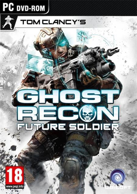 Tom Clancys Ghost Recon: Future Soldier (PC); 53152