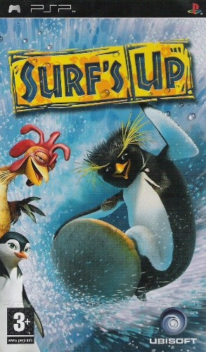 Surfs Up (PSP); 2168