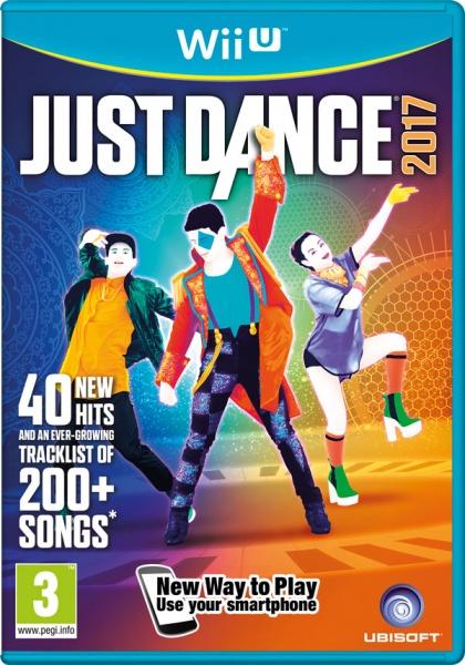 Just Dance 2017 Unlimited (Nintendo Wii U); 9102954