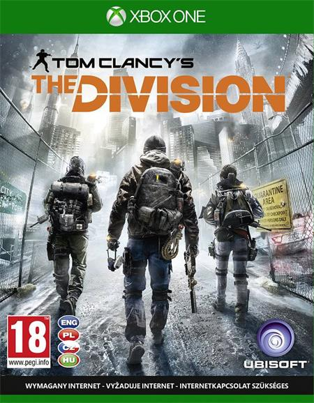 Tom Clancys The Division CZ (Xbox One); 9101141