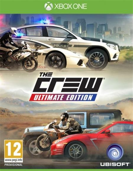 The Crew Ultimate Edition (Xbox One); 71325