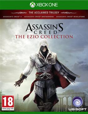Assassins Creed: The Ezio Collection CZ (Xbox One); 71043