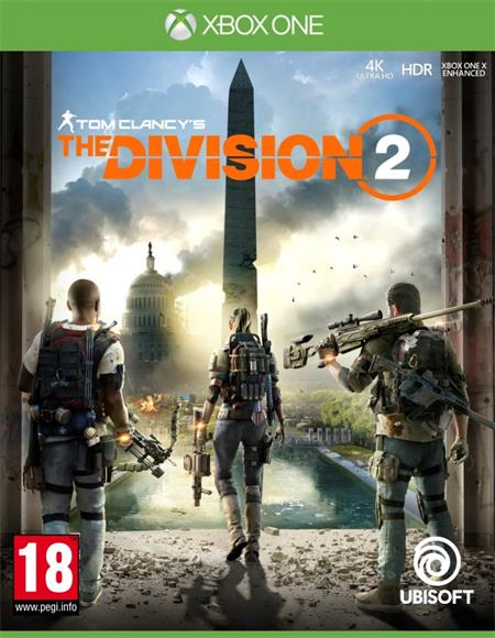 Tom Clancys The Division 2 (Xbox One); 9104644