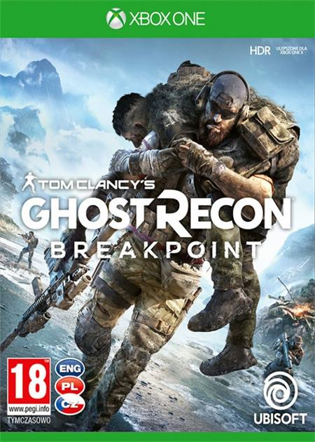 Tom Clancys Ghost Recon: Breakpoint (Xbox One); 9105798