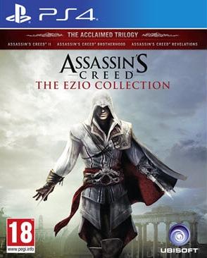 Assassins Creed: The Ezio Collection CZ (PS4); 71042