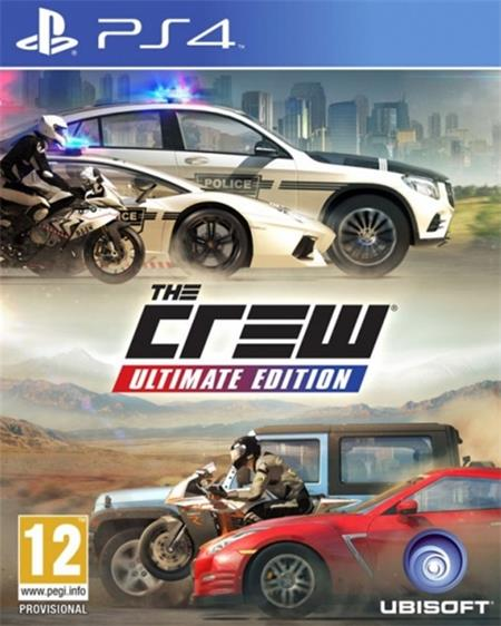 The Crew Ultimate Edition (PS4); 71326