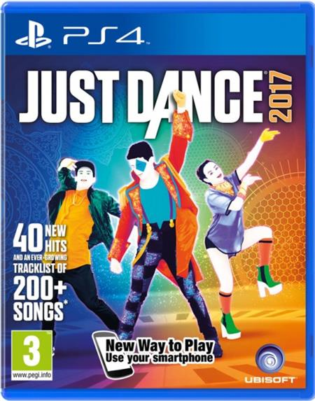 Just Dance 2017 Unlimited (PS4); 70921