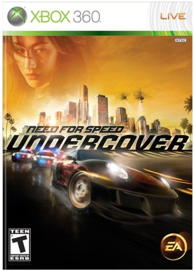 Need for Speed Undercover (Xbox 360); 9897