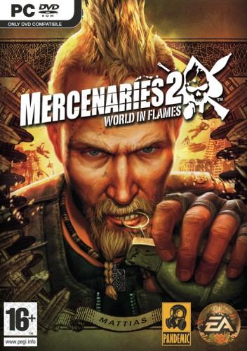Mercenaries 2: World in Flames (PC); 50203