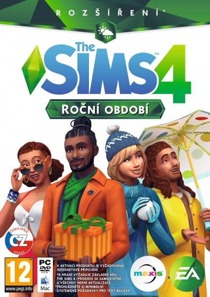 The Sims 4 - Roční Období (PC); 9104624