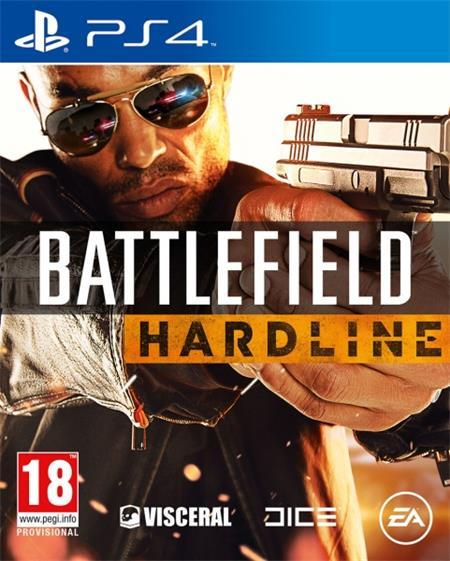 Battlefield Hardline (PS4); 69344