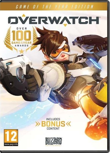 Overwatch - Game of the Year Edition (PC); 72031